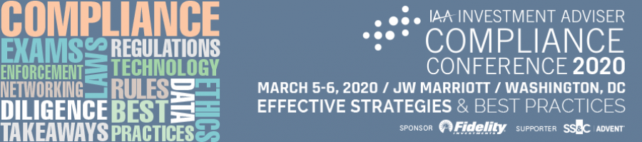 Visit Bates Compliance at the 2020 IAA Compliance Conference, March 5-6