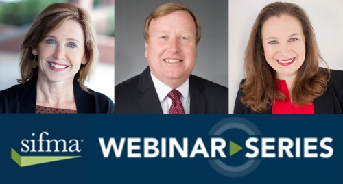 SIFMA Webinar Series - Monday, October 5, 2020 - Virtual Branch Office Compliance Visits