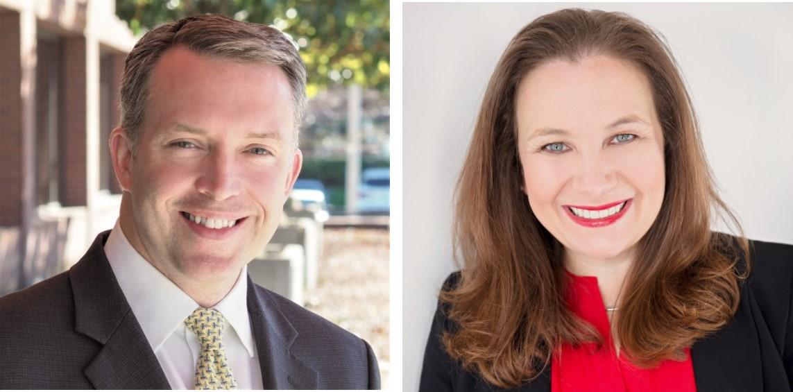 Bates Compliance Managing Director Bob Lavigne and Director Jill Ehret
